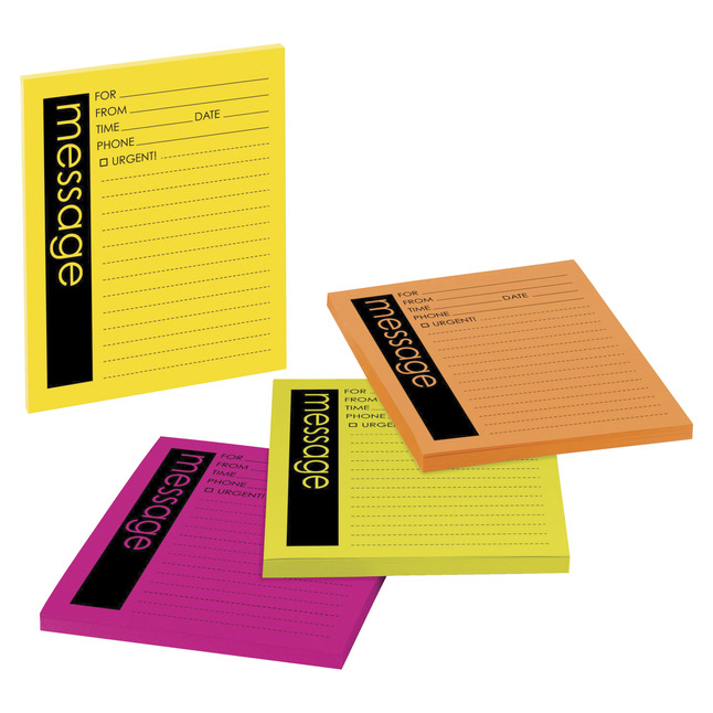 Message Pads and Message Books, Item Number 1064197