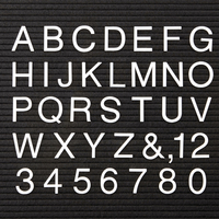 Sign Lettering Supplies, Item Number 1066099