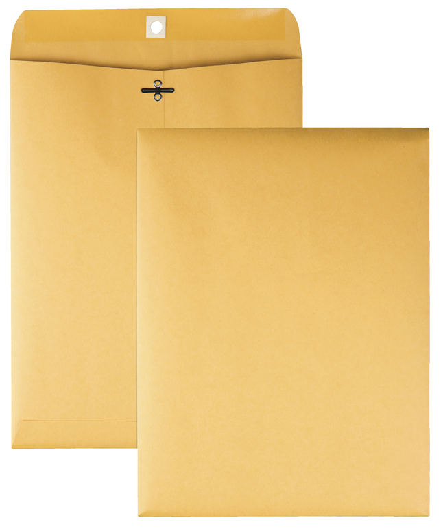 Manila Envelopes and Clasp Envelopes, Item Number 1066404