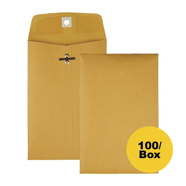 Manila Envelopes and Clasp Envelopes, Item Number 1066412
