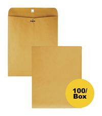 Manila Envelopes and Clasp Envelopes, Item Number 1066415
