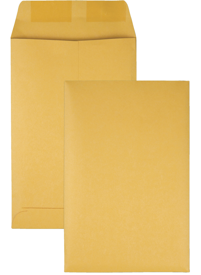 Catalog Envelopes and Booklet Envelopes, Item Number 1066451