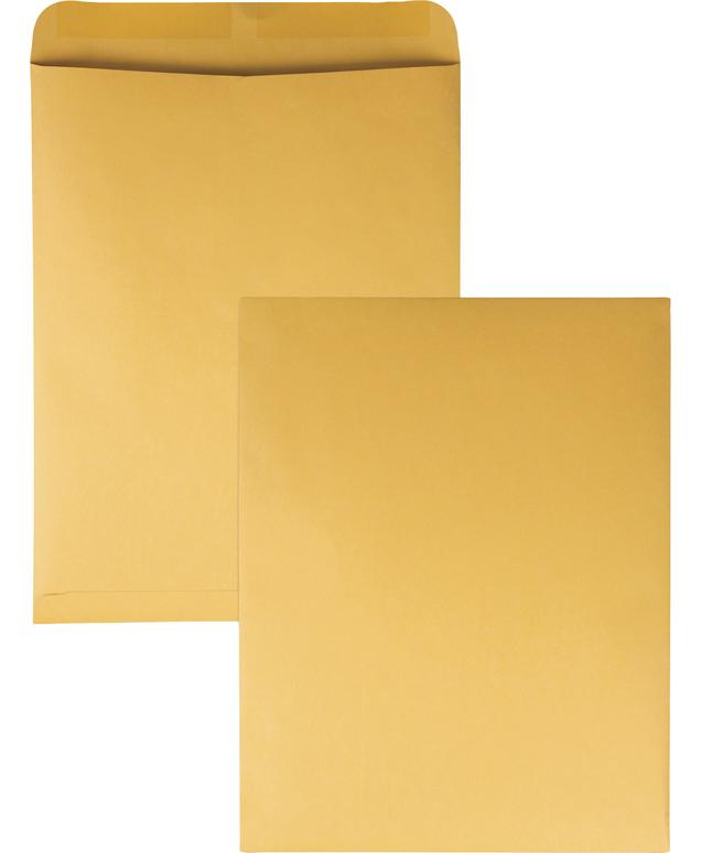 Catalog Envelopes and Booklet Envelopes, Item Number 1066482