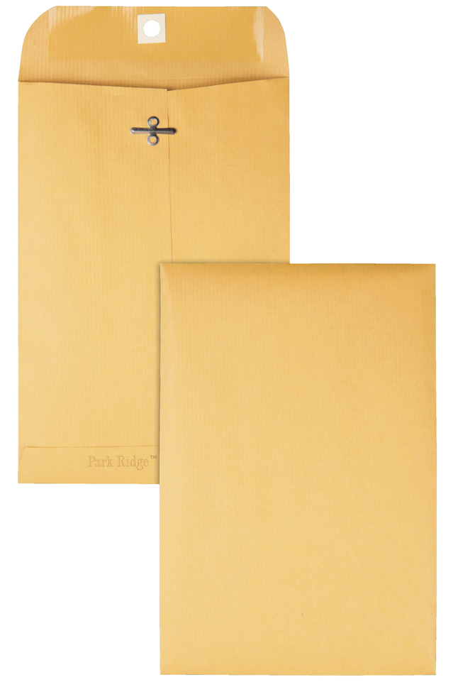 Manila Envelopes and Clasp Envelopes, Item Number 1066488