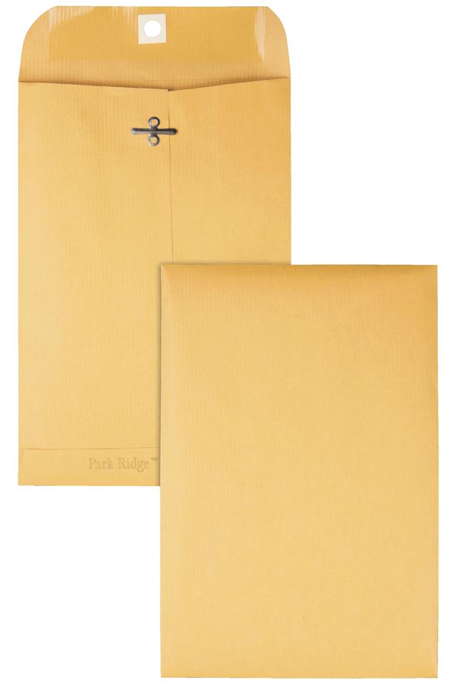 Manila Envelopes and Clasp Envelopes, Item Number 1066488