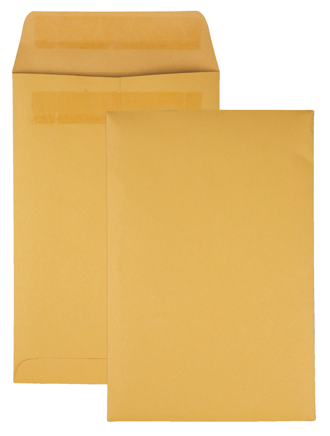 Catalog Envelopes and Booklet Envelopes, Item Number 1066495
