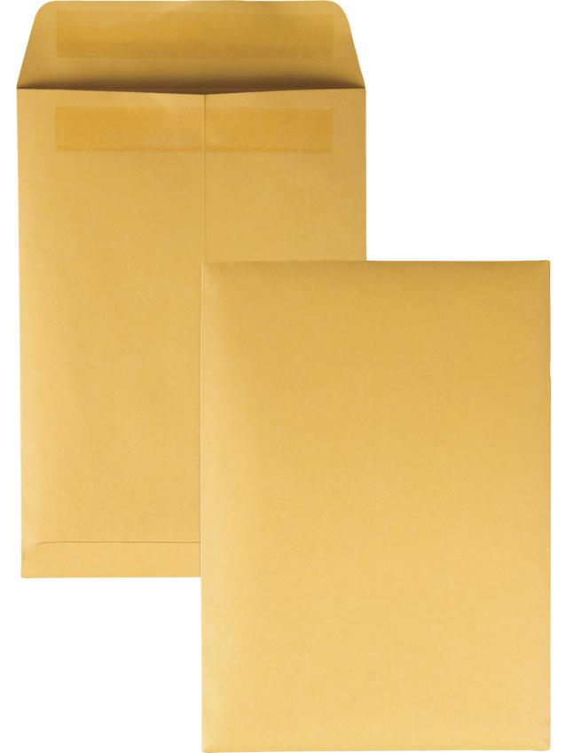 Catalog Envelopes and Booklet Envelopes, Item Number 1066497