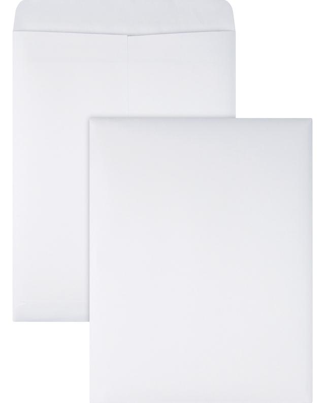 Catalog Envelopes and Booklet Envelopes, Item Number 1066500