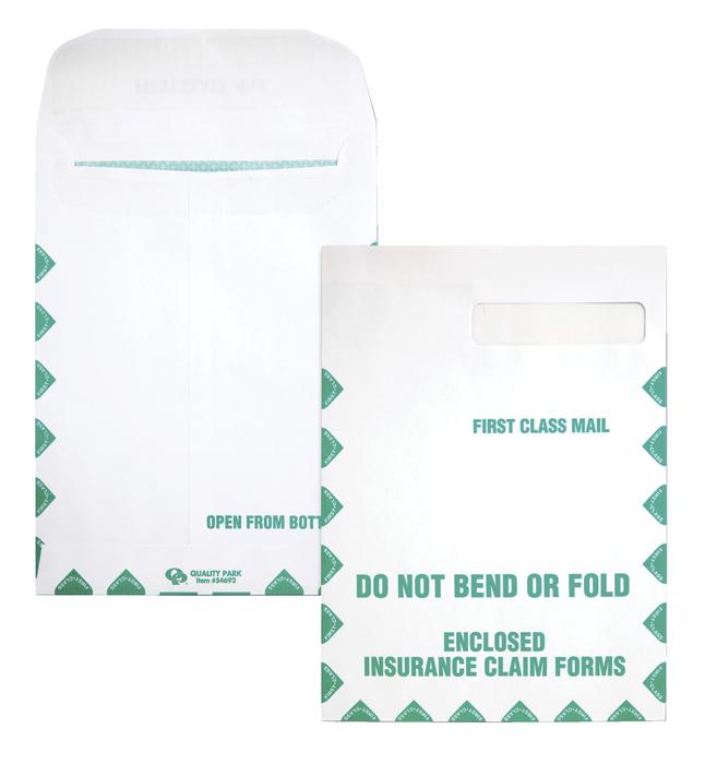Catalog Envelopes and Booklet Envelopes, Item Number 1066574