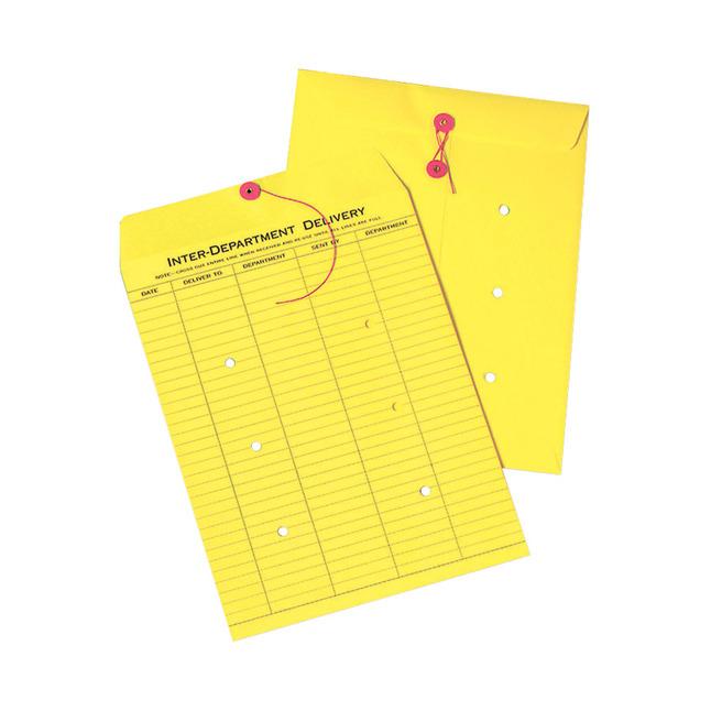 Interterdepartmental Envelopes, Item Number 1066584