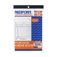 Purchase Order Forms and Books, Item Number 1066705