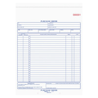 Purchase Order Forms and Books, Item Number 1066706