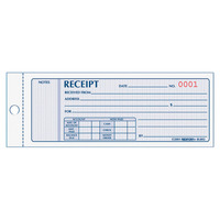 Receipts and Invoices and Statement Forms, Item Number 1066746