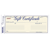 Gift Certificates, Item Number 1066755