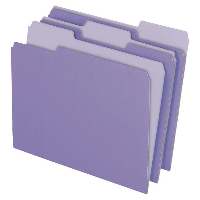 Top Tab File Folders, Item Number 1067602