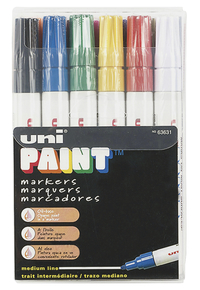 Paint Markers, Item Number 1068002