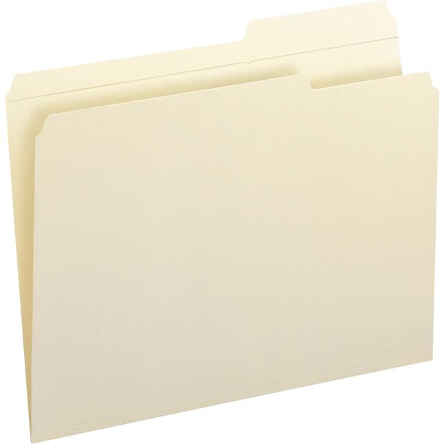 Top Tab File Folders, Item Number 1068560