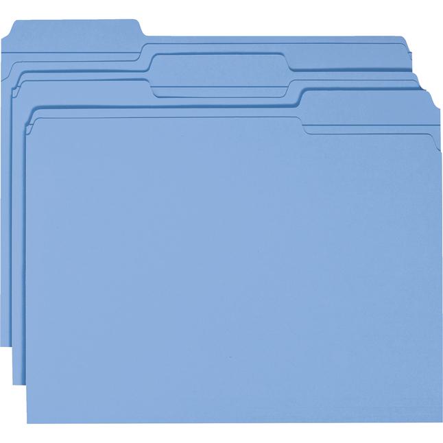 Top Tab File Folders, Item Number 1068575