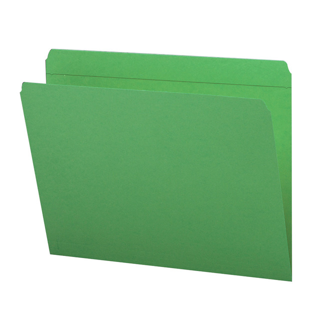 Top Tab File Folders, Item Number 1068579