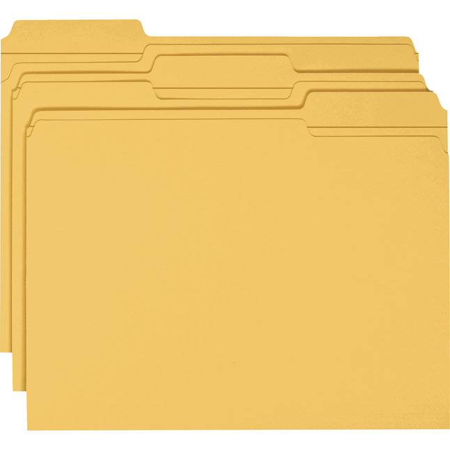 Top Tab File Folders, Item Number 1068585
