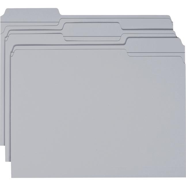 Top Tab File Folders, Item Number 1068588