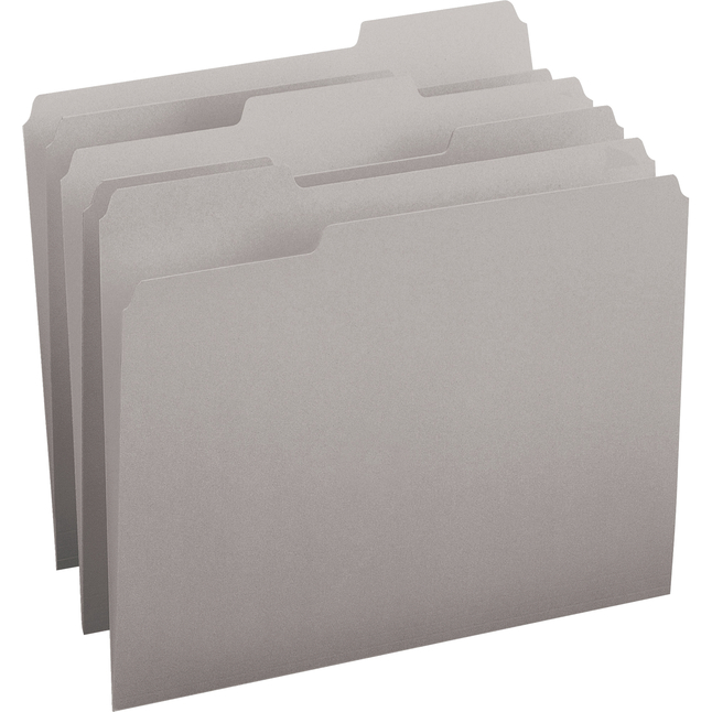 Top Tab File Folders, Item Number 1068589