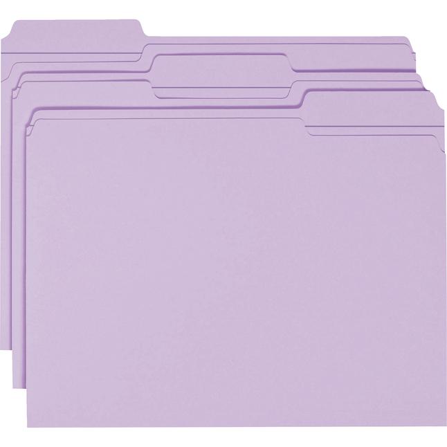 Top Tab File Folders, Item Number 1068592