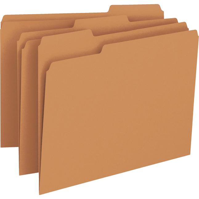 Top Tab File Folders, Item Number 1068597
