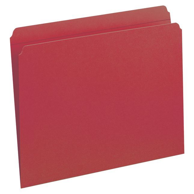 Top Tab File Folders, Item Number 1068603