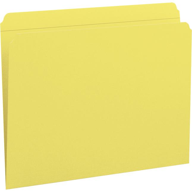 Top Tab File Folders, Item Number 1068611