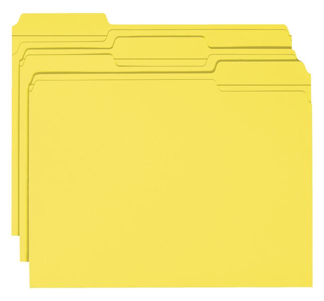 Top Tab File Folders, Item Number 1068612