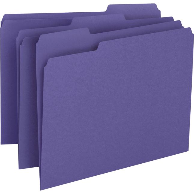 Top Tab File Folders, Item Number 1068617