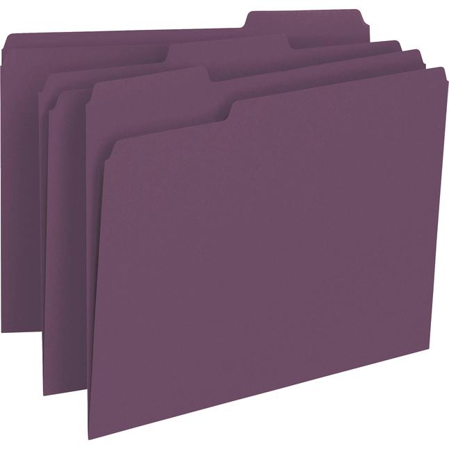 Top Tab File Folders, Item Number 1068619