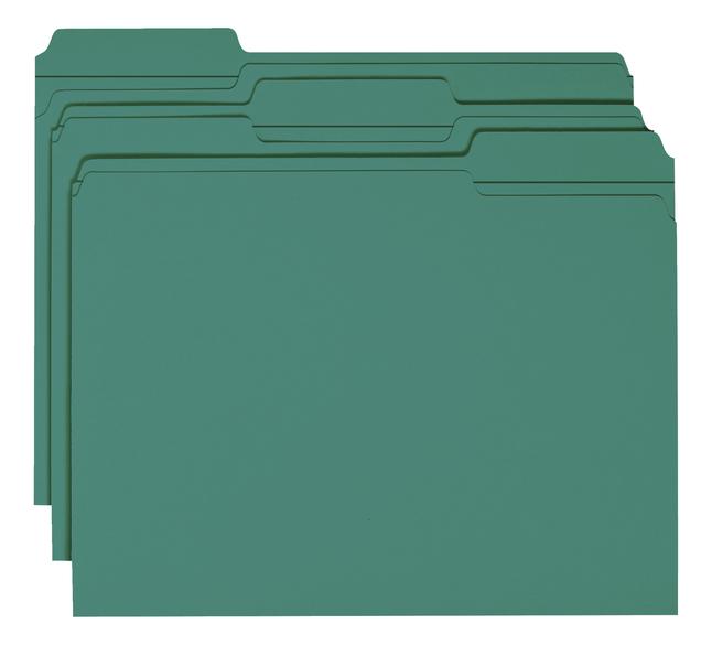 Top Tab File Folders, Item Number 1068620