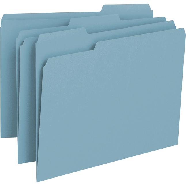 Top Tab File Folders, Item Number 1068621