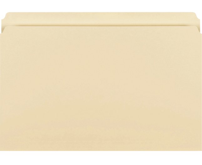 Top Tab File Folders, Item Number 1068664