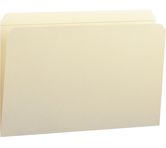 Top Tab File Folders, Item Number 1068665