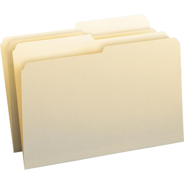 Top Tab File Folders, Item Number 1068666