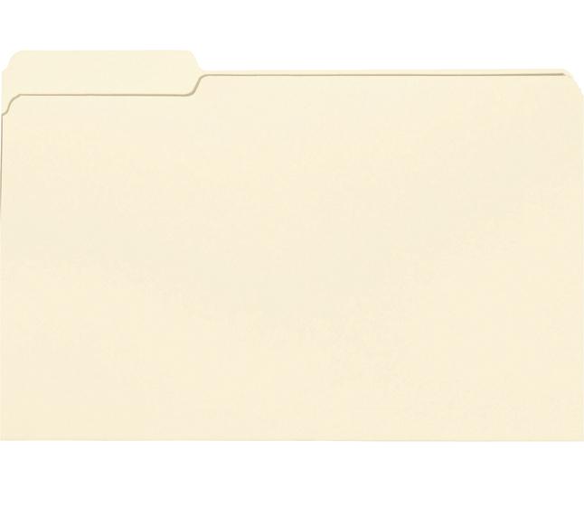 Top Tab File Folders, Item Number 1068668
