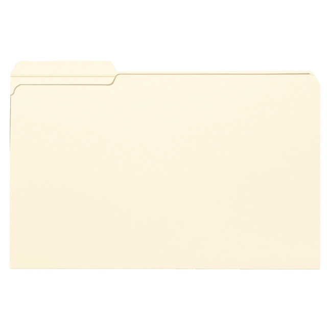 Top Tab File Folders, Item Number 1068672