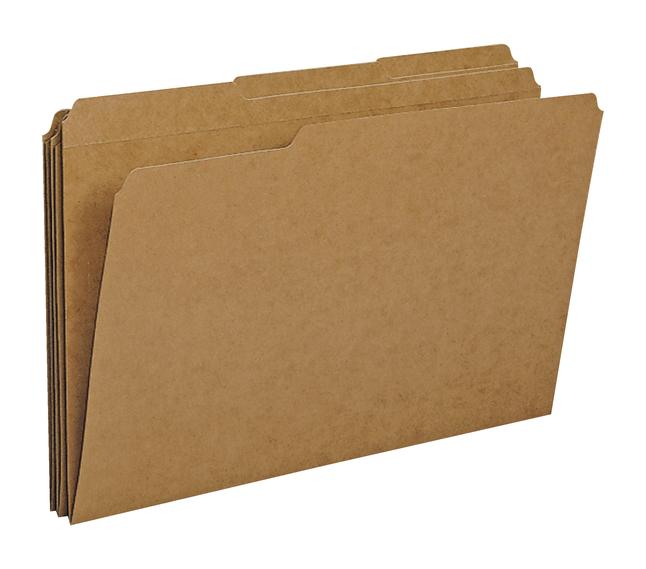 Top Tab File Folders, Item Number 1068680