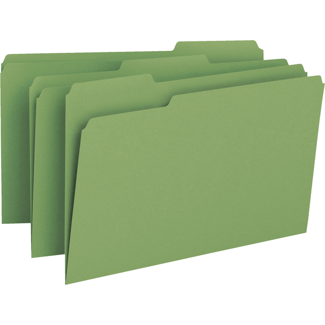 Top Tab File Folders, Item Number 1068690