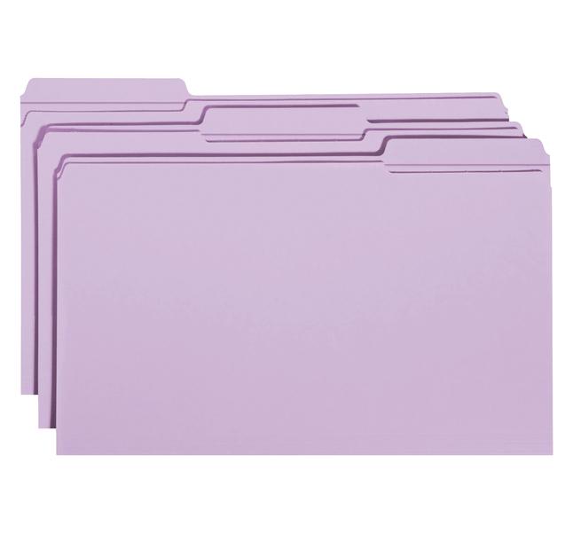 Top Tab File Folders, Item Number 1068693