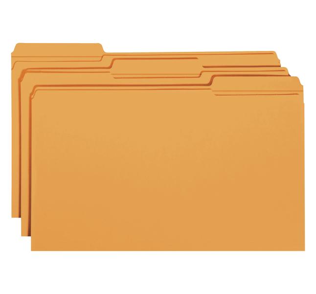 Top Tab File Folders, Item Number 1068694