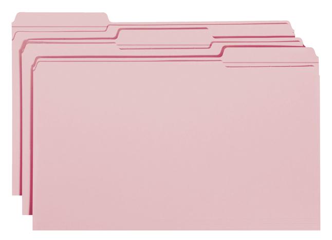 Top Tab File Folders, Item Number 1068695