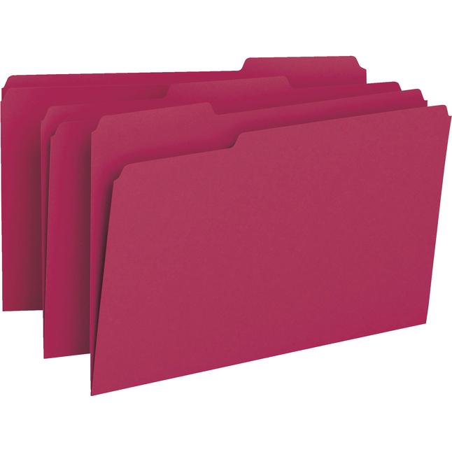 Top Tab File Folders, Item Number 1068699
