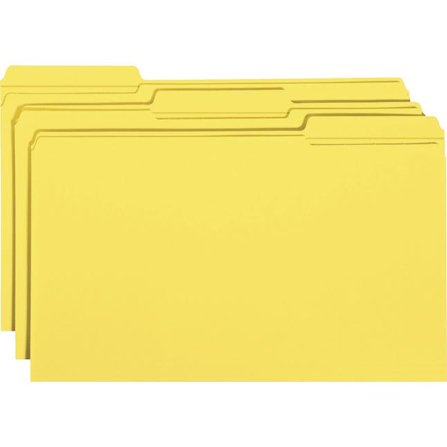 Top Tab File Folders, Item Number 1068702