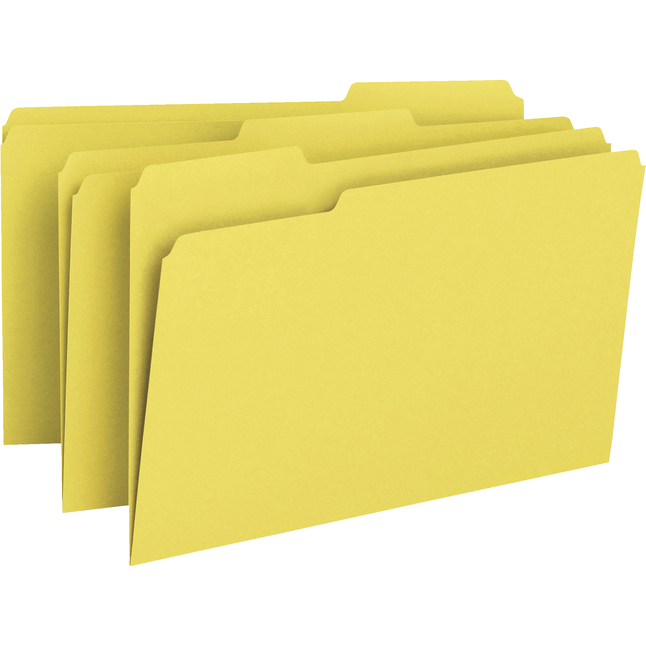 Top Tab File Folders, Item Number 1068704