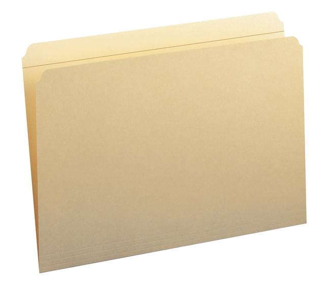 Top Tab File Folders, Item Number 1068729