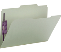 Top Tab Fastener Files and Folders, Item Number 1068741
